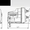 Dimensões Bomba Pressurizadora Grundfos SCALA2