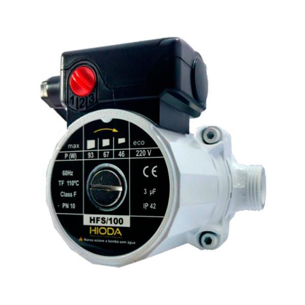 pressurizador ioda HBS-100