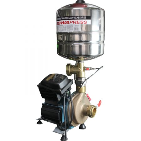 Bomba Pressurizadora Rowa Press 270 VF