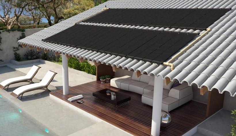 Aquecedor de Piscina: Aquecedor Solar Piscina - Aquecenorte