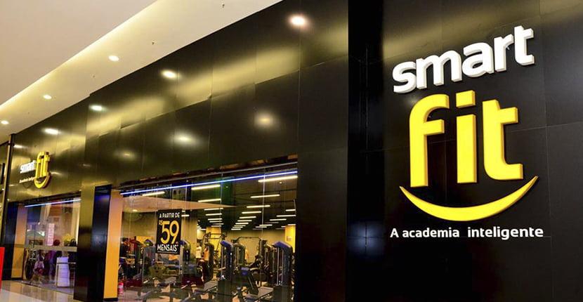 Aquecedor a gás para academia: Smart Fit - Aquecenorte