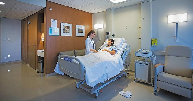 Água Quente nos Hospitais - Aquecenorte