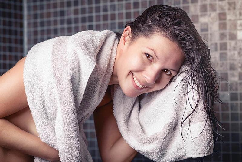 Tomando Banho no Inverno - Aquecenorte