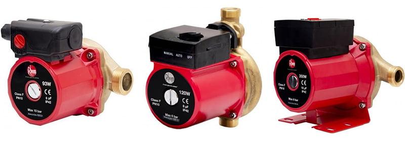 Mini pressurizador para aquecedor - Aquecenorte