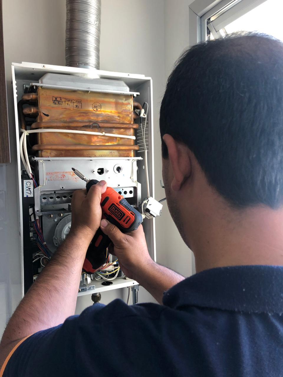 Bons hábitos nos aquecedores a gás - Aquecenorte