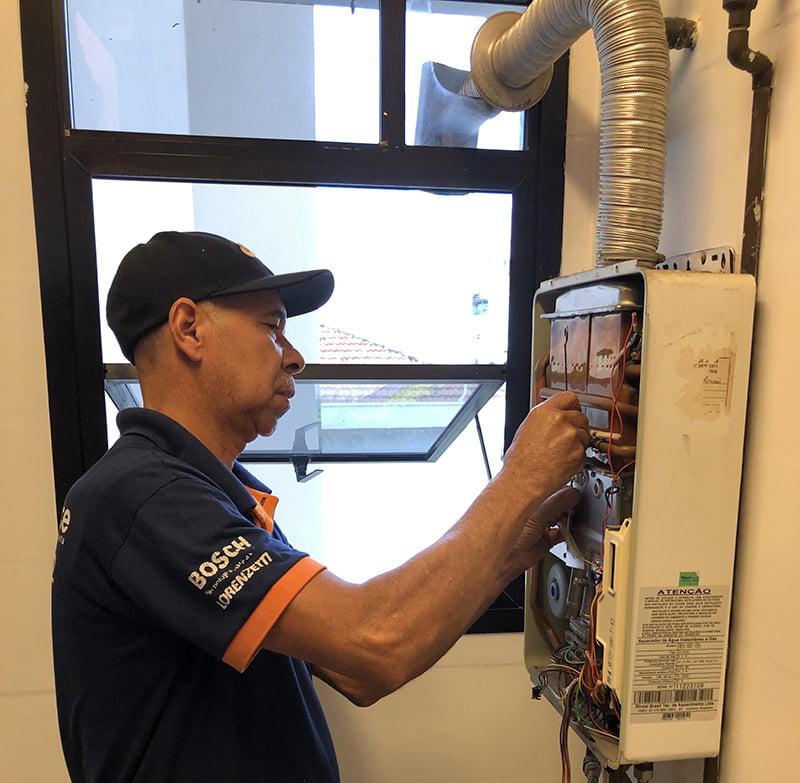 Como economizar gás no aquecedor - Aquecenorte