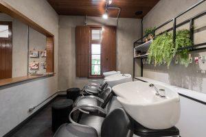 Lavatório para salão com água quente - Aquecenorte