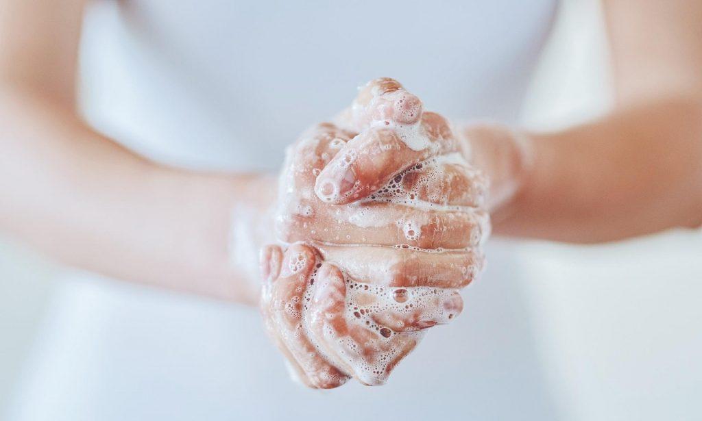 Lavar as mãos - Aquecenorte