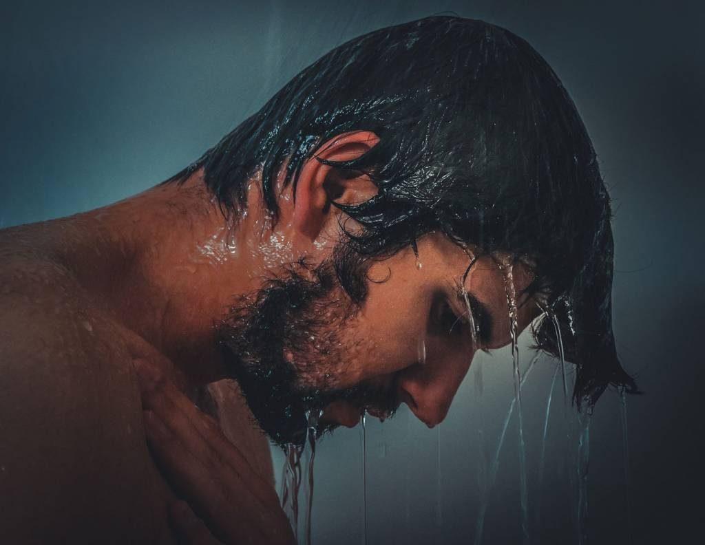 Tomando banho - Aquecenorte
